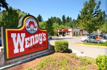 Canyon Park – Wendy's