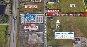 Land For Sale 160XX Smokey Point Blvd, Marysville, WA