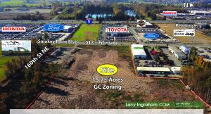 GC Land Available 160XX Smokey Point Blvd, Marysville, WA